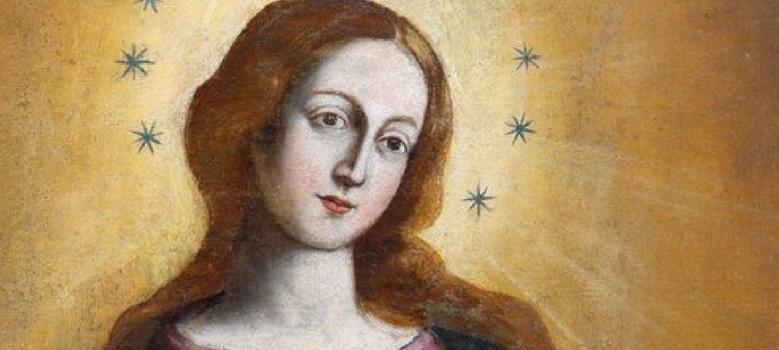 «L'Immacolata, mistero di grazia e di libertà. Itinerario iconografico tra storia, teologia, arte e devozione popolare»